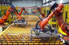 Роботы в промышленности
