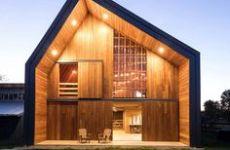Виды фундамента для брусовых домов и бань