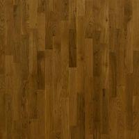 Паркетная доска PolarWood 3S, Дуб Венера светло-коричневый лак трёхполосный, толщина 14 мм., Polarwood (Поларвуд)