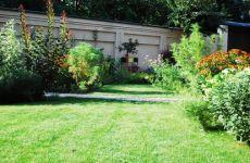 Элементы кантри-стиля в дизайне сада