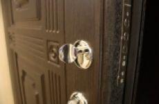 Секретные стражи двери
